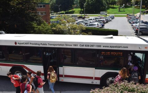 AppalCart board discusses sustainability and adding buses to routes