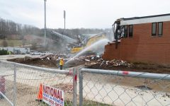 Deconstruction of Owens Field House begins, new facility expected by fall 2020