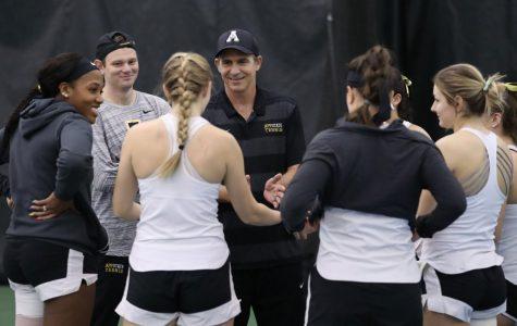 App State women's tennis wins regular season Sun Belt Championship