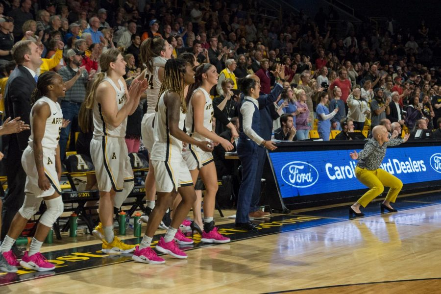 App State women's basketball announced the signing of four players in the 2020 recruiting class.