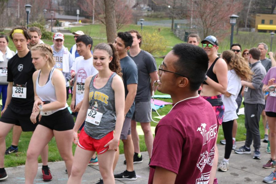 International Appalachian's annual Coffee Buzz 5K goes global
