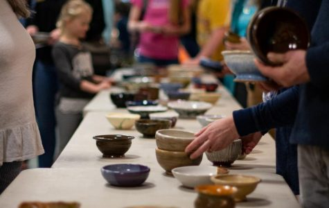 18th annual Empty Bowls event supports Boone Hunger and Health Coalition