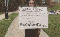 The App State Pagan Student Association put on its annual Faerie Fest in Sanford Mall on Saturday.