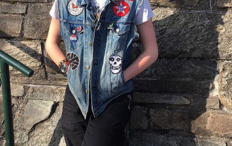 Jorma Krebs: anti-capitalist punk fashion
