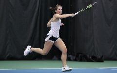 Swope's consistency helps App State women's tennis to regular season Sun Belt Title