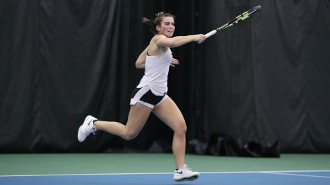 Swope's consistency helps App State women's tennis to regular season Sun Belt Title