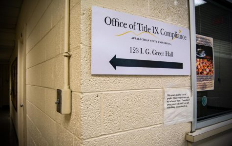 App State's Title IX office wants to provide support and resources to students