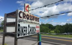 Bikers for Christ: Crossfire Church goers find road to religion