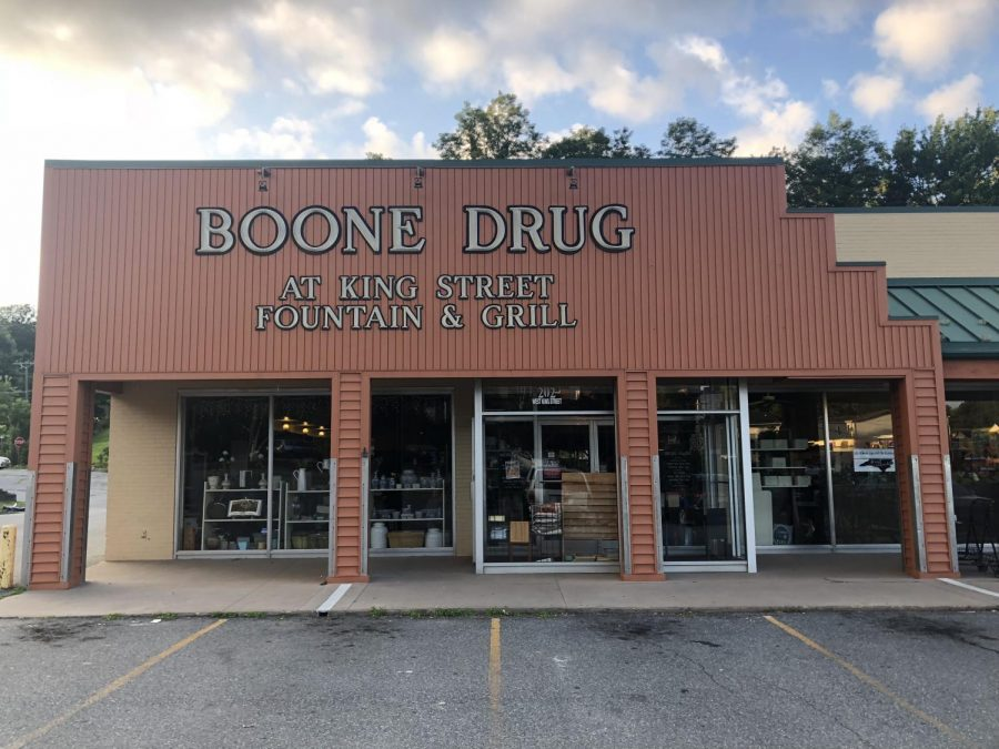 Two locations of Boone Drug were a few of the top distributors of opioids in Watauga County between 2006 and 2012.