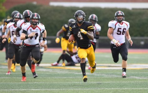 NFL rookies from App State fight for final roster spots