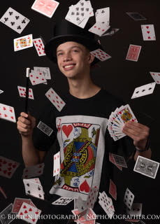 Watauga High School student Jackson Martin is looking to teach his community about the art of magic. Martin supposedly knows how to perform over 100 different magic tricks.