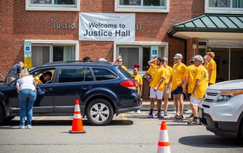 Move-in day photo gallery