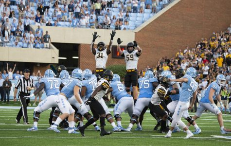App State defeats UNC in historic 34-31 win