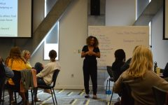 Faculty and students alike learn how to facilitate tough conversations through Inclusive Leadership Retreat