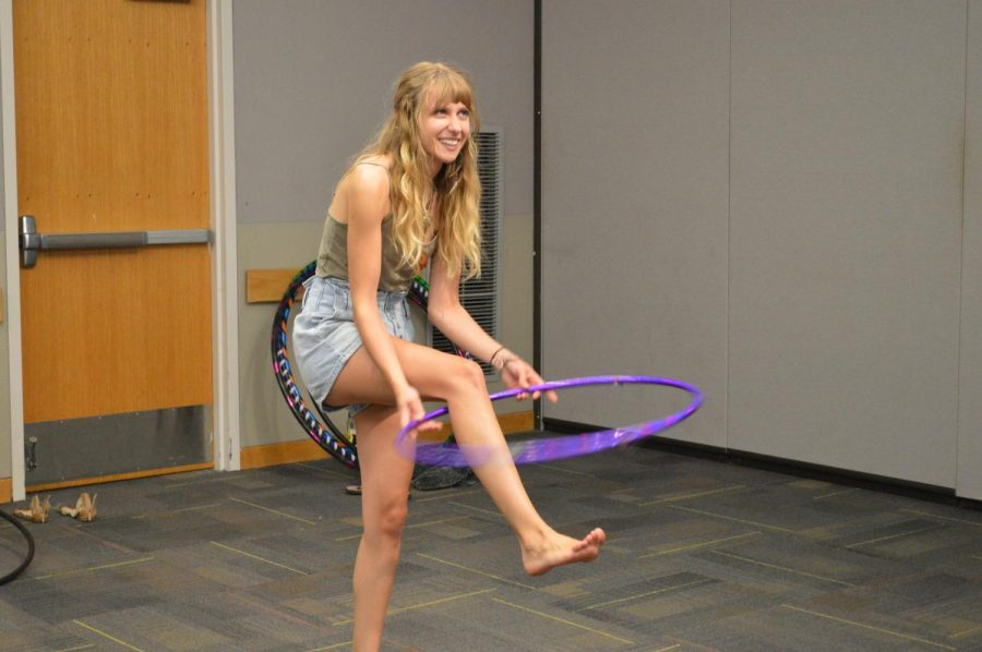High Country Hoop Troupe welcomes incoming flow artists