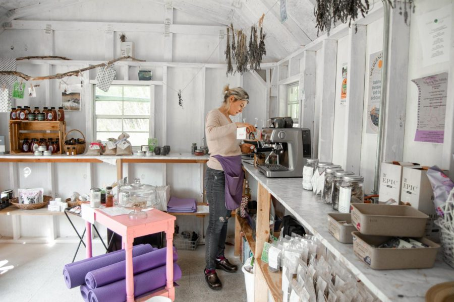 A breath of fresh air: Lavender House offers relaxing escape