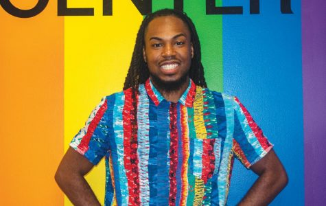 New LGBT Center graduate assistant seeks to create inclusive environment