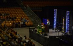 """Bryan Stevenson, """"Just Mercy"""" author, lawyer and activist speaks at App State"""