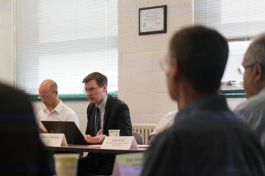 Everts announces merit-based faculty salary raises