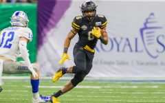 App State running back Camerun Peoples out for season with torn ACL