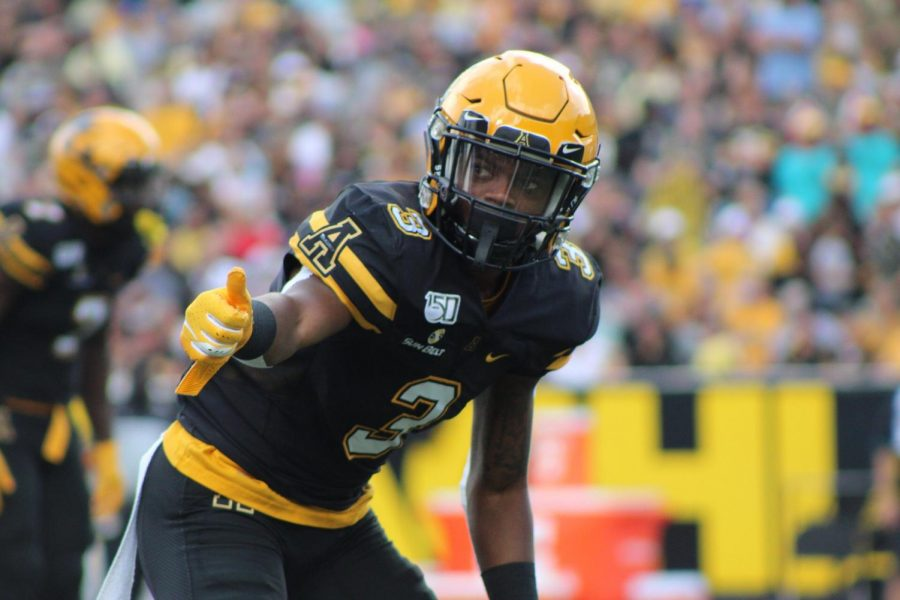 Junior cornerback Shaun Jolly caught five interceptions in his breakout 2019 season. Now heading into 2020, Jolly has been named to six different preseason All-American teams.