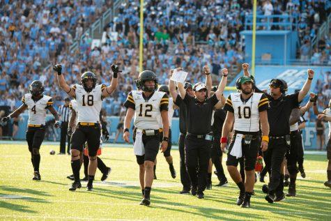 App State football vs. South Carolina on Nov. 9 will kick at 7 p.m., air on ESPN2