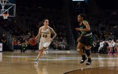 Women's basketball not satisfied with last year's WBI Championship