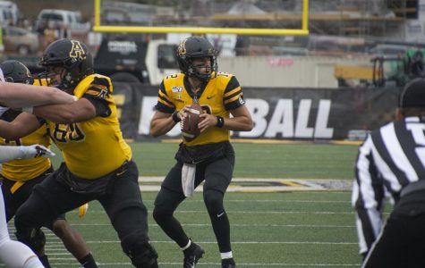 App State football continues making history as first Sun Belt team ranked in consecutive weeks