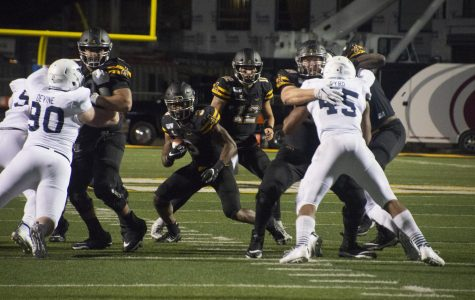 App State comeback effort falls short, Mountaineers fall to Georgia Southern 24-21