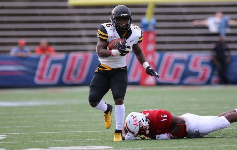 No. 21 Mountaineers route South Alabama, move to 7-0
