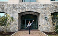 Reich College of Education, Appalachian Educators bring Nia Robinson to Top of the Rock