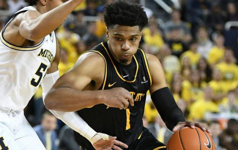 First team all-Sun Belt selection Justin Forrest leads sixth seeded App State into conference tournament