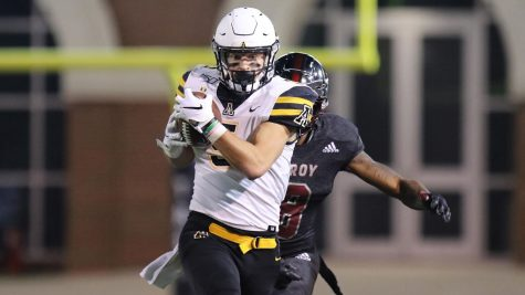 App State to host Sun Belt Championship after 48-13 win at Troy
