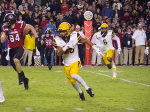 Mountaineers rule the Carolinas, beat USC 20-15