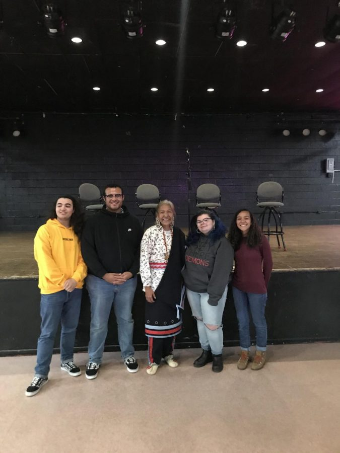 Native American Heritage Month brings light to Native American culture at App State