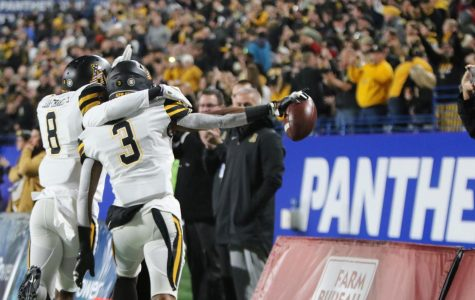 Mountaineers blow by Georgia State after rocky start