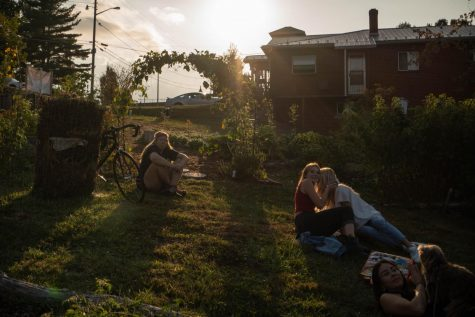 On-campus garden tries to maintain its roots despite its uncertain future