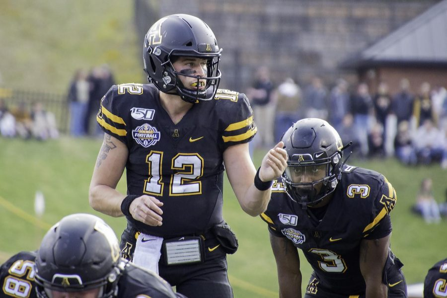 App State came away victorious in the 2019 Sun Belt Championship game against the University of Louisiana 45-38. This is the Mountaineers fourth consecutive Sun Belt championship. Junior running back Darryton Evans has three total touchdowns and junior quarterback Zac Thomas threw for 149 yards and two touchdowns.