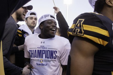 Black and white: Athletics is more diverse than campus