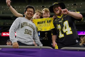App state leads Sun Belt in home attendance, third time in four years