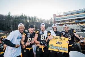 Sun Belt Championship Photo Gallery