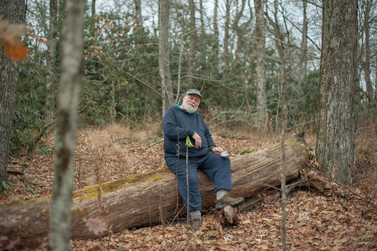 Warren Doyle is an Appalachian Trail fanatic. Since 1973, Doyle has hiked the trail a total of 18 times, founded the Appalachian Trail Institute, and even spent a night in jail after hiking off trail.