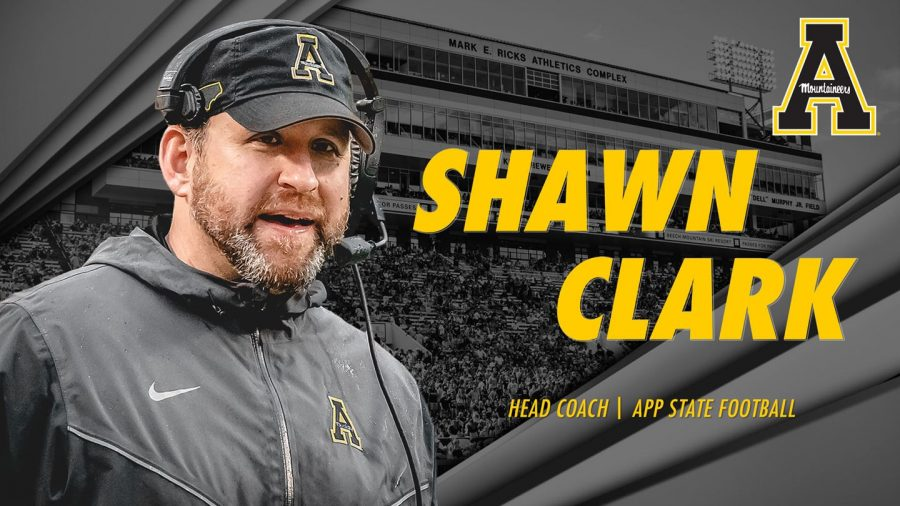 Mountaineer+at+the+helm%3A+Shawn+Clark+officially+named+App+State+football+head+coach