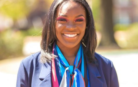 New Multicultural Center graduate assistant works toward campus outreach