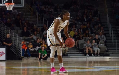 Pre Stanley currently stands as the leading scorer on the women's basketball team this season. The junior guard  from Rockledge, Florida is a not just a leading scorer but also a