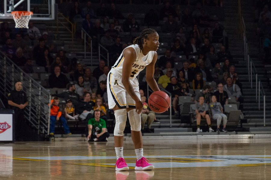 Battle Tested Stanley Leads App State Women S Basketball The Appalachian