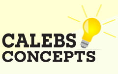 Caleb's Concepts: Overcoming writers block