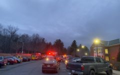 Boone Fire controlled a fire in App Heights dorm Sunday afternoon.