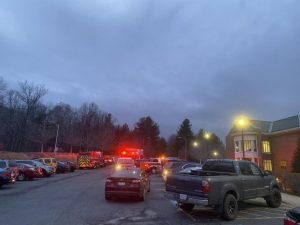 Boone Fire responds to fire at App Heights, sprinkler system activated
