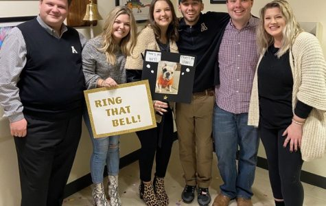 """""""I can't let that be what defines me"""": App State student beats cancer after three years"""